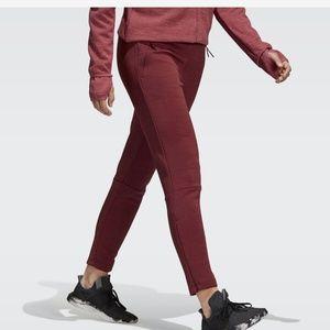 Adidas ZNE Pt 3.0 Size Large Mauve Red NWT